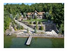 Einfamilienhaus for sales at Spectacular Luxury Waterfront 3349 Ridge Rd W  Shanty Bay, Ontario L0L 2L0 Kanada