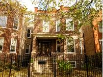 Многосемейный дом for sales at Checkerboard Brick Two Unit in Portage Park! 5044 W Hutchinson Street  Portage Park, Chicago, Иллинойс 60641 Соединенные Штаты