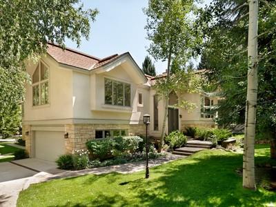 Duplex for sales at West Aspen Remodeled Duplex 787 Castle Creek Drive Aspen, Colorado 81611 United States