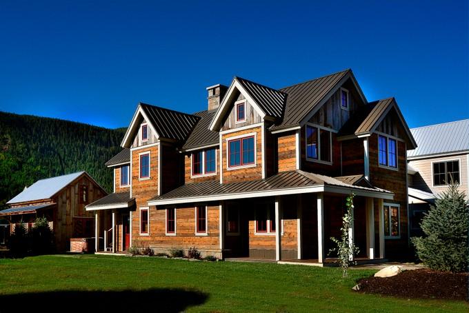 Maison unifamiliale for sales at Beutiful Custom Home in Historic Crested Butte 822 Sopris Avenue   Crested Butte, Colorado 81224 États-Unis