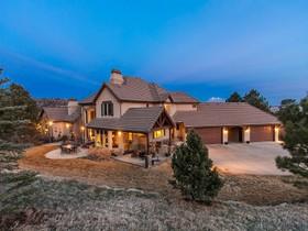 Vivienda unifamiliar for sales at 1667 Macom Drive  Sedalia, Colorado 80135 Estados Unidos