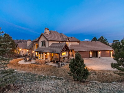 Single Family Home for sales at 1667 Macom Drive  Sedalia, Colorado 80135 United States