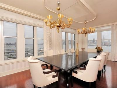 콘도미니엄 for sales at Panoramic NYC Views at Maxwell Place 1125 Maxwell Lane 1101 Hoboken, 뉴저지 07030 미국