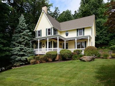 "Single Family Home for sales at ""Sugarhill"" 6 Sugarhill Road Nyack, New York 10960 United States"