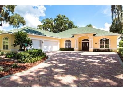 Tek Ailelik Ev for sales at Leesburg, Florida 1428 Mosswood Drive Leesburg, Florida 34748 Amerika Birleşik Devletleri
