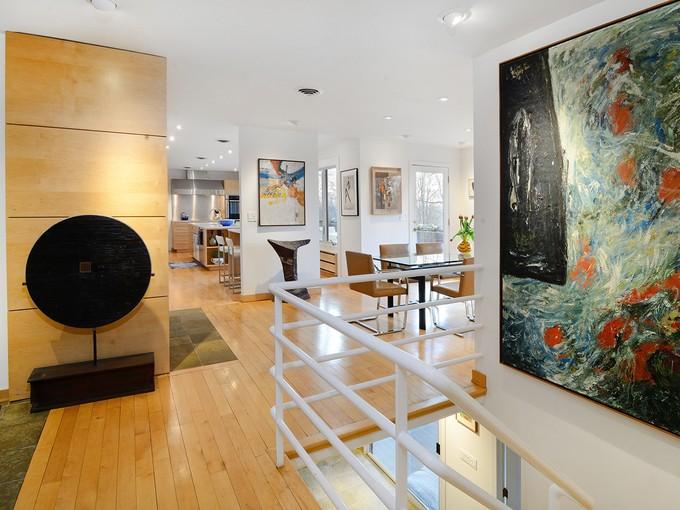 Casa para uma família for sales at Pristine Snedens Landing Contemporary 130 Ludlow Lane Palisades, Nova York 10964 Estados Unidos