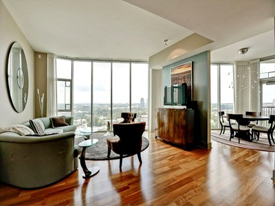 Кооперативная квартира for sales at Dunwoody High Rise 4561 Olde Perimeter Way #1902  Atlanta, Джорджия 30346 Соединенные Штаты