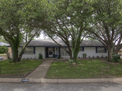 Single Family Home for sales at 4440 Cartagena Drive  Fort Worth, Texas 76133 United States