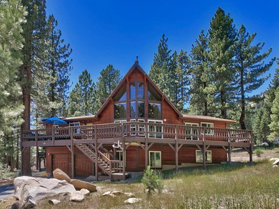 Einfamilienhaus for sales at 974 Apollo Way  Incline Village, Nevada 89451 United States