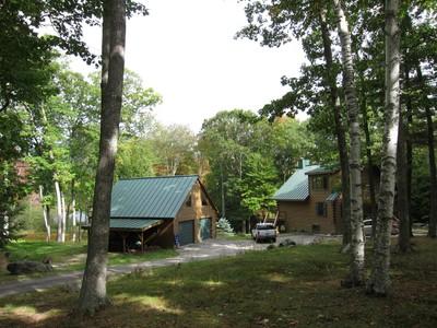 Casa para uma família for sales at Hosmer Pond Cottage 54 Dirt Road  Camden, Maine 04843 Estados Unidos