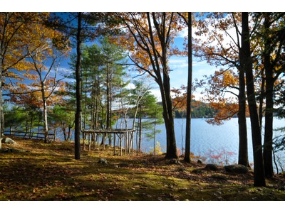 Land for sales at One of a Kind Waterfront Property! 26 Garnet Hill Road Sunapee, New Hampshire 03782 United States