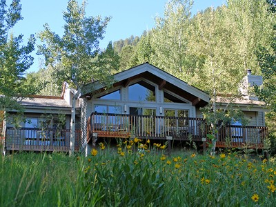 Single Family Home for sales at Sunny and Private on Snow King 755 Snow King Drive Town Of Jackson, Wyoming 83001 United States