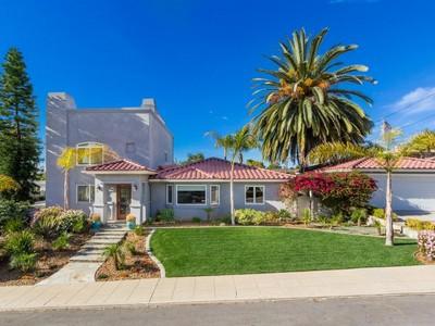 Einfamilienhaus for sales at 506 Arenas St  La Jolla, Kalifornien 92037 Vereinigte Staaten