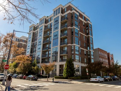 Condominium for sales at 2020 Lofts 2020 12th Street Nw 612 Washington, District Of Columbia 20009 United States
