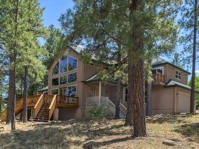 Maison unifamiliale for sales at Magnificent Country Estate 1375 E Penstemon LN Flagstaff, Arizona 86001 United States