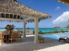 Einfamilienhaus for sales at Luxury Villa on Sapodilla Bay Beachfront Sapodilla Bay, Providenciales TCI Turks- Und Caicosinseln
