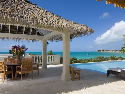 Single Family Home for sales at Luxury Villa on Sapodilla Bay Oceanfront Sapodilla Bay, Providenciales TCI Turks And Caicos Islands