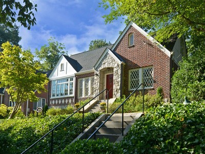 Single Family Home for sales at Renovated Morningside 1131 Reeder Circle NE  Atlanta, Georgia 30306 United States