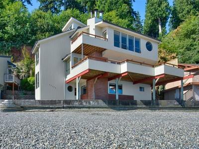 Single Family Home for sales at Rolling Bay Walk 11172 Rolling Bay Walk NE Bainbridge Island, Washington 98110 United States