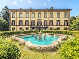 Single Family Home for sales at Outstanding historic mansion near Lucca Capannori Lucca, Lucca 55018 Italy
