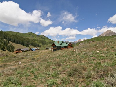 Land for sales at Lot 11   Pristine Point 11 Pristine Point Crested Butte, Colorado 81224 United States