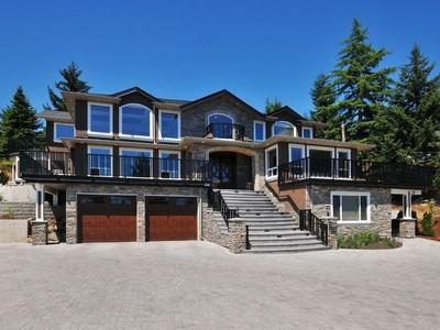 Частный односемейный дом for sales at Stunning Victorian Style Home 880 Royal Oak Avenue  Victoria, Британская Колумбия V8X3T2 Канада