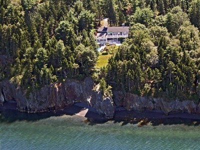 Bed and Breakfast for sales at Inn at Bay Ledge 150&170 Sand Point Road Bar Harbor, Maine 04609 United States