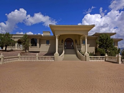 Einfamilienhaus for sales at Elegant Prescott Home 208 Echo Hills Circle Prescott, Arizona 86303 Vereinigte Staaten