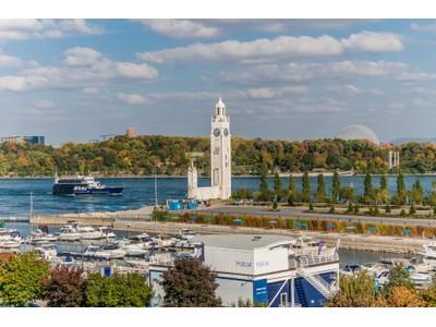 Condominio for sales at Montréal 350 Rue Berri, apt. 301   Montreal, Quebec H3C1T7 Canada