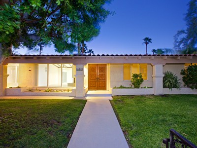 Single Family Home for sales at 1960 East Amado Road   Palm Springs, California 92262 United States