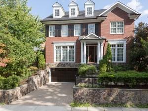 Villa for Vendite at 1839 Herndon Street, Arlington   Arlington, Virginia 22201 Stati Uniti