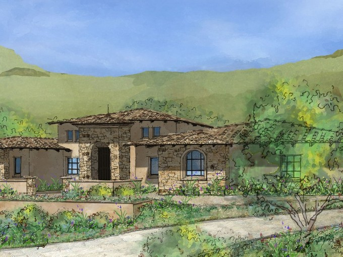 Single Family Home for sales at Monte Sereno Estates Lot #8 375 Mission Springs Road  Arroyo Grande, California 93420 United States