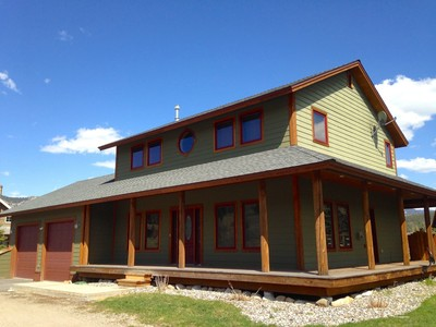 Single Family Home for sales at South Fork Custom Home 450 Spruce Cone Drive Big Sky, Montana 59716 United States