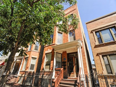 多户住宅 for sales at 4 Unit Brick Building 3343 N Sheffield Avenue  Chicago, 伊利诺斯州 60657 美国