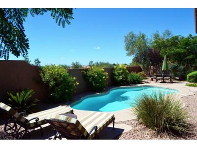 Vivienda unifamiliar for sales at Upgraded Home With Fabulous Views In Best Location In Gated La Vista 7655 E Starla Drive  Scottsdale, Arizona 85255 Estados Unidos