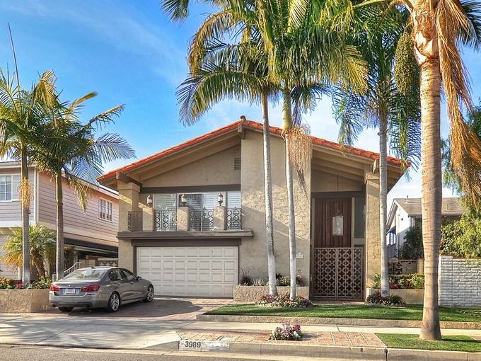 Single Family Home for sales at 3989 Mistral Drive  Huntington Beach, California 92649 United States