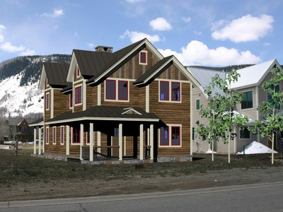 Single Family Home for sales at 822 Sopris Avenue  Crested Butte, Colorado 81224 United States