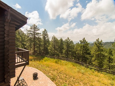 Single Family Home for sales at 1226 Kerr Gulch Road 000 Kerr Gulch Road Evergreen, Colorado 80439 United States