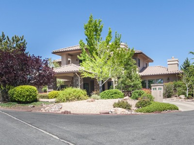Einfamilienhaus for sales at Beautiful Family Home 1381 Natures Way Prescott, Arizona 86305 Vereinigte Staaten
