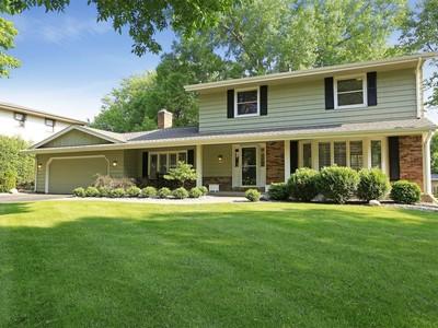 Nhà ở một gia đình for sales at 5813 W 61st St , Edina, MN 55436  Edina, Minnesota 55436 Hoa Kỳ