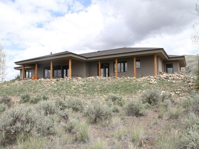 Casa para uma família for sales at 1151 Peppergrass Lane  Corvallis, Montana 59840 United States