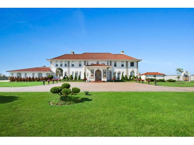 Single Family Home for sales at Spectacular Bayfront Estate in Westhampton Beach 285 Oneck Lane Westhampton Beach, New York 11978 United States