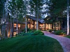 Maison unifamiliale for sales at Magnificent Home on Gros Ventre North 2600 Trader Road North Jackson Hole, Wyoming 83001 États-Unis