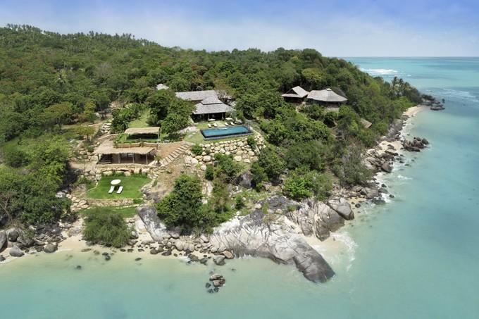Casa Unifamiliar for sales at Private Beachfront Estate, Samui Ko Samui Ko Samui, Surat Thani 84140 Tailandia