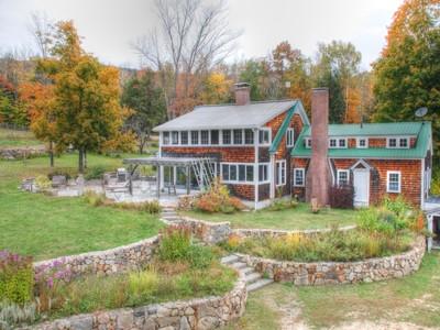 农场 / 牧场 / 种植园 for sales at Locke Falls Farm 2531 Chinook Trail Tamworth, 新罕布什尔州 03886 美国
