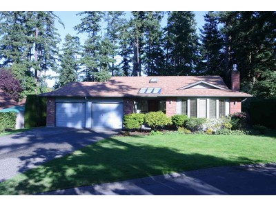 Tek Ailelik Ev for sales at Beautiful Meadowood Home 4411 Meadowood Place  Victoria, British Columbia V8X4V7 Kanada