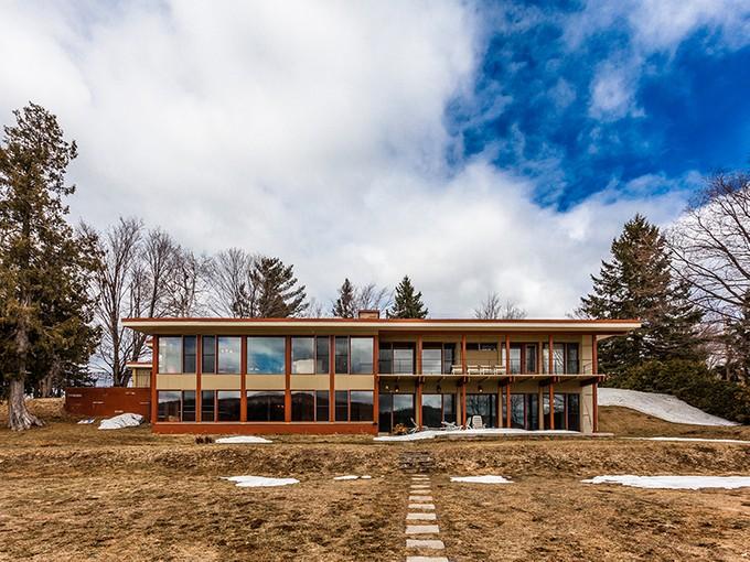 Single Family Home for sales at Laurentians   Sainte-Agathe-des-Monts 21 Ch. de Normandie Sainte-Agathe-Des-Monts, Quebec J8C2G5 Canada