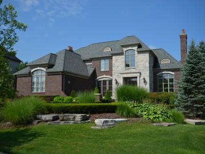 Maison unifamiliale for sales at Troy 4209 Ravenwood Court Troy, Michigan 48098 États-Unis