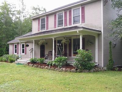 Nhà ở một gia đình for sales at Spacious 7 Room Colonial 26 Wildwood Road  Newbury, New Hampshire 03255 Hoa Kỳ