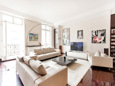公寓 for sales at Prestigious Apartment - Parc Monceau  Paris, 巴黎 75008 法國